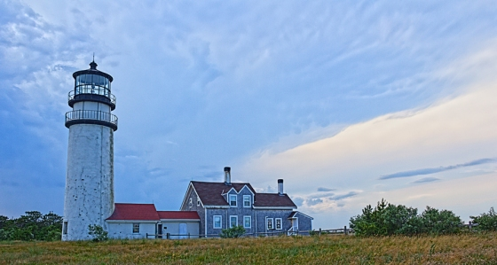 photo of the Cape Cod Light